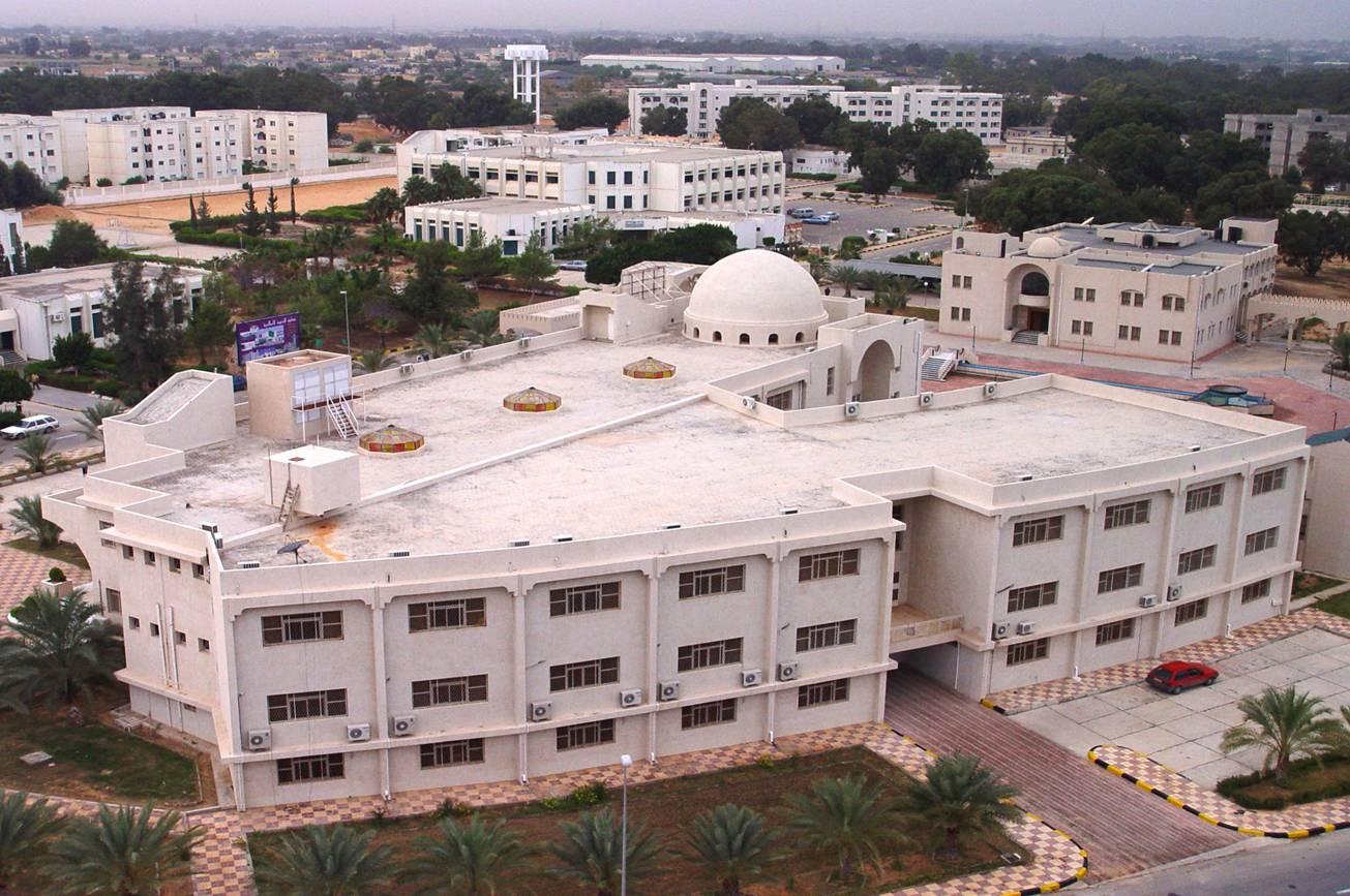 مكتبة كلية الدعوة الإسلامية